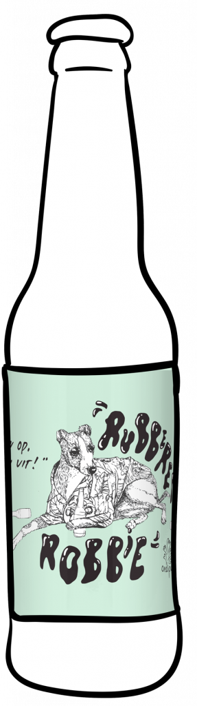 Rubberen Robbie Oedipus Brewing