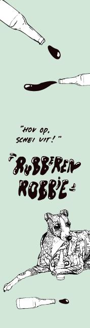 Rubberen Robbie