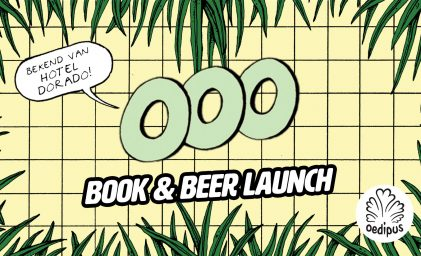 O O O Book & Beer Launch