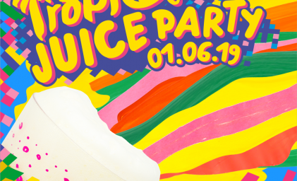 Tropical Juice Party